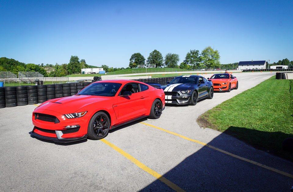 Track Day: 2016 Ford Performance Shelby GT350/GT350R