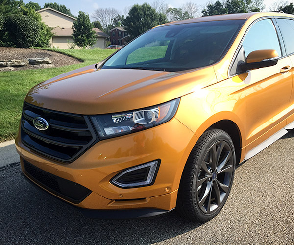 Review: 2015 Ford Edge
