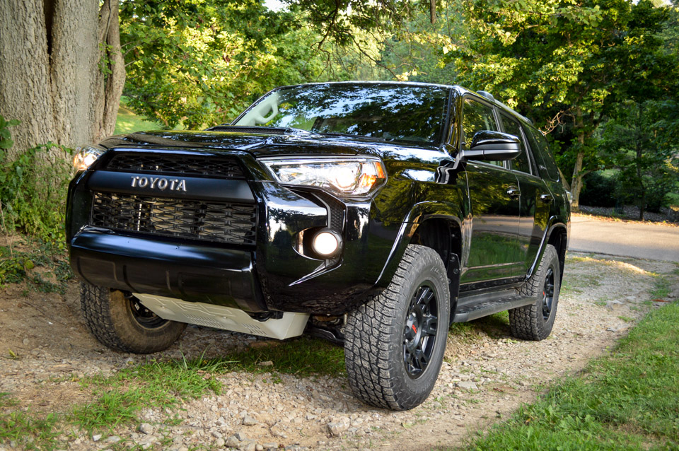 review 2015 toyota 4runner trd pro 95 octane. Black Bedroom Furniture Sets. Home Design Ideas