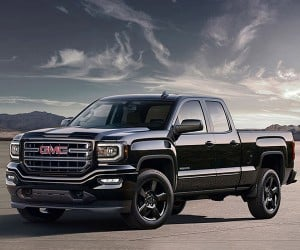 2016 GMC Sierra Elevation Edition Blacked out from the Factory