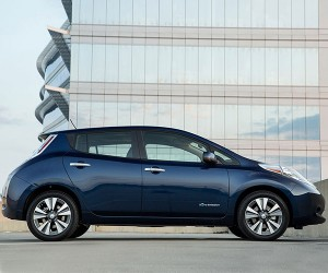 2016 Nissan LEAF Gets 23 More Miles of Driving Range