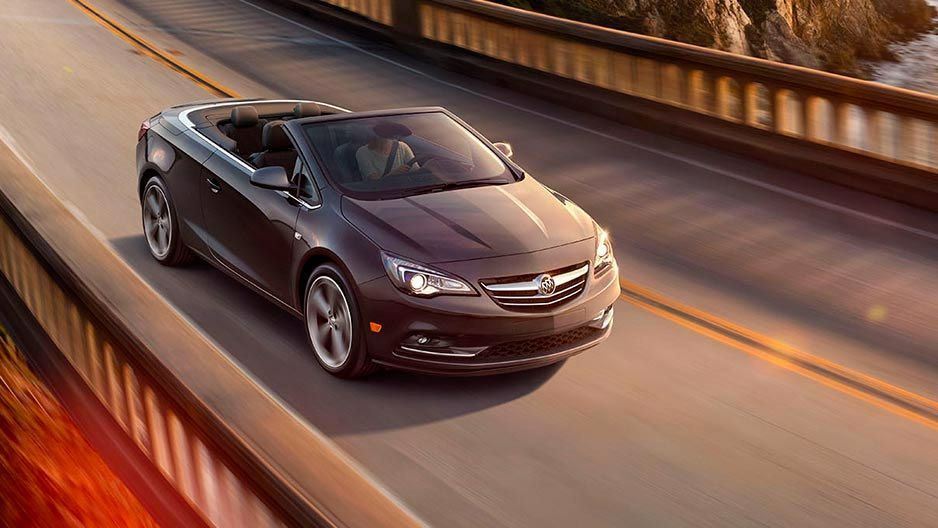 2016 Buick Cascada Convertible Priced
