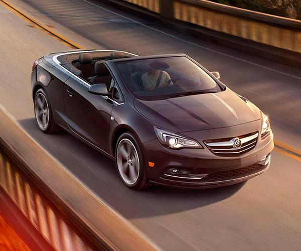 2016 Buick Cascada Convertible Priced