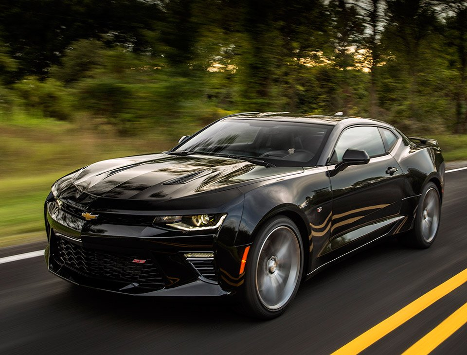 2016 Chevy Camaro Performance Specs are Impressive