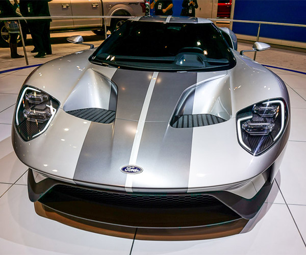 America May See Only 100 Ford GTs in 2016