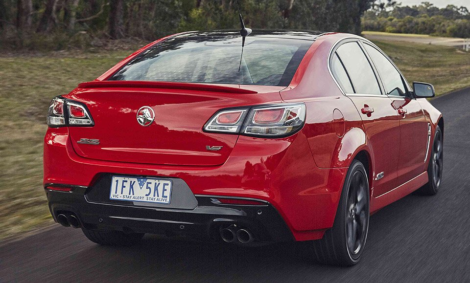 2016 Holden Commodore Vfii Gets Ls3 Engine 407 Horses