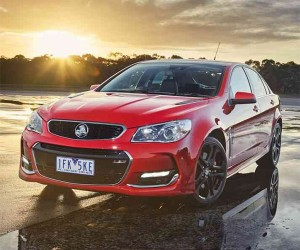 2016 Holden Commodore VFII Gets LS3 Engine, 407 Horses