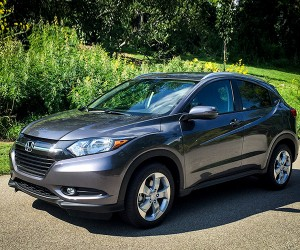 Review: 2016 Honda HR-V