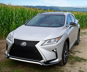 First Drive Review: 2016 Lexus RX 350