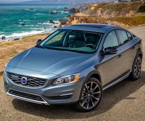First Drive Review: 2016 Volvo S60 Cross Country