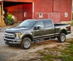 2017 Ford F-250 XLT Super Duty