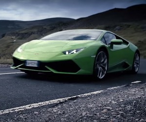 Take a Lamborghini History Lesson in the Huracán