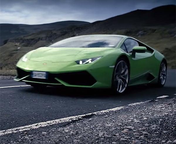 Take a Lamborghini History Lesson in the Huracán