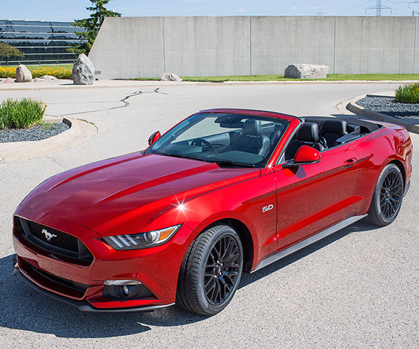 Right Hand Drive Ford Mustang Production Begins in Michigan
