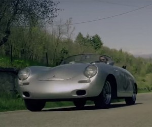 An Italian Family's Love Affair with a Porsche 356 Speedster