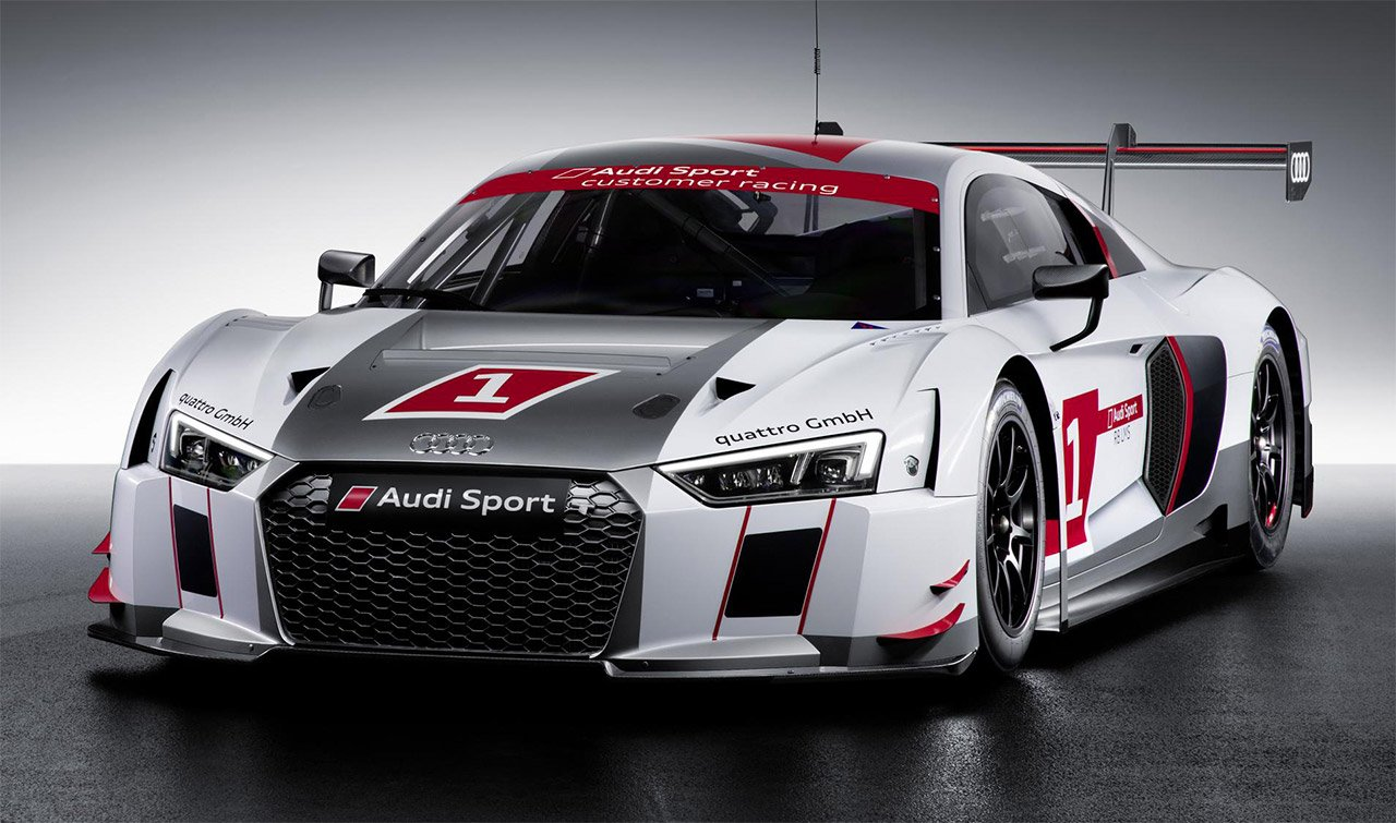 $400k Will Get You a New Audi R8 LMS GT3 Race Car