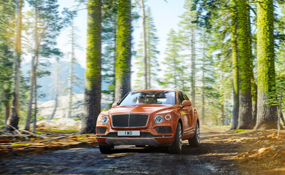 Queen Elizabeth II Buys First Bentley Bentayga