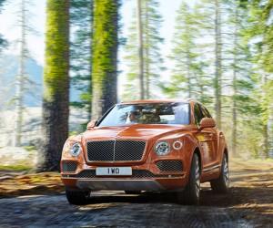 Queen Elizabeth II Buys First Bentley Bentayga