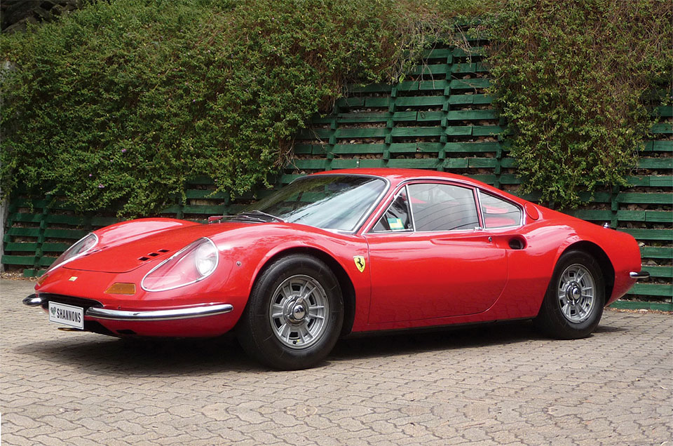 Ferrari CEO Wants a Smaller V6 Car in the Line: Dino 3.0!?