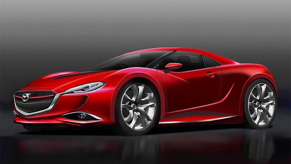 Mazda Still Working on Wankel Rotary Engines: RX-9?