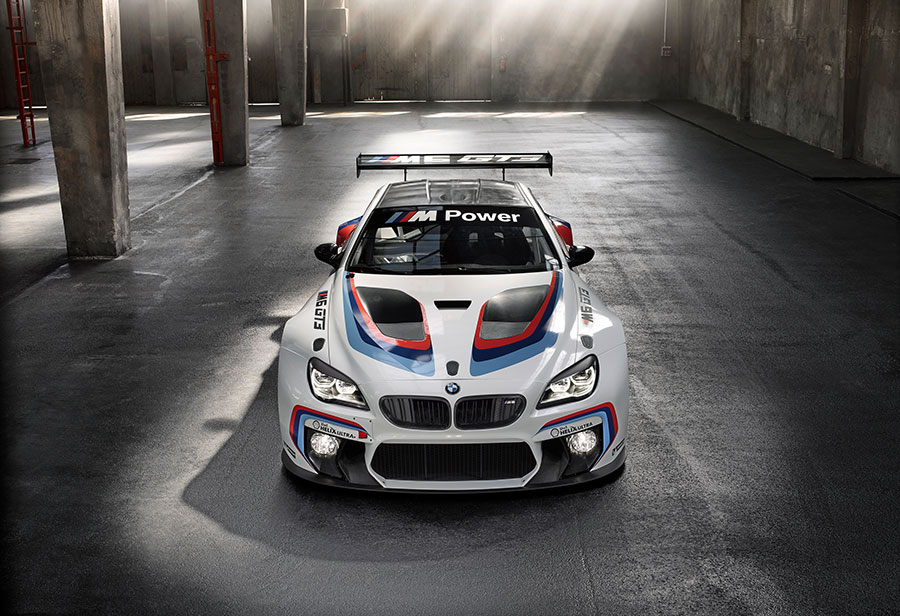 BMW M6 GT3 is Ready for Endurance Racing