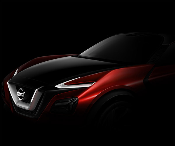 Is This Nissan Crossover Concept the 2017 Juke?