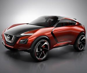 Nissan Gripz Concept: Next-Gen Juke?