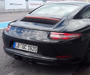 2017 Porsche 911 Carrera Turbo Still Sounds Good