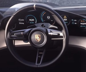 Inside the Porsche Mission E