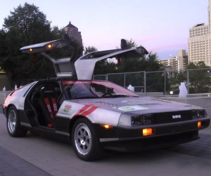 Racing DeLorean: The Race Car with Style