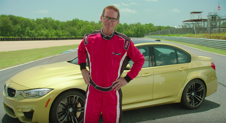 Learn How to Drift with Randy Pobst
