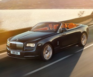 Rolls-Royce Dawn: Exquisite, Powerful and Spacious