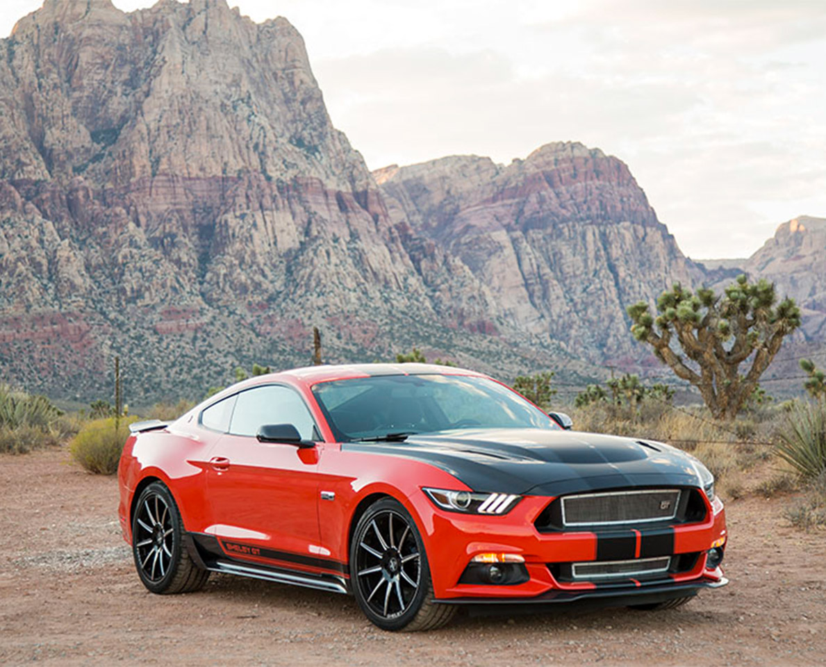 Shelby American GT EcoBoost Package Adds Almost $1000 per HP