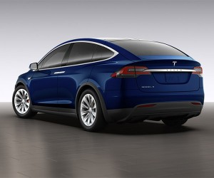Tesla Model X SUV Gets Ludicrous Speed and Big MSRP