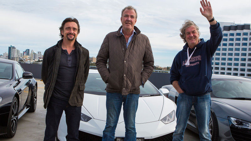 Amazon's Top Gear Reboot Might be Called 'Gear Knobs'