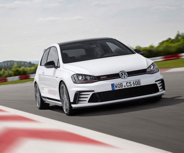 VW GTI Clubsport Production Model to Debut in Frankfurt