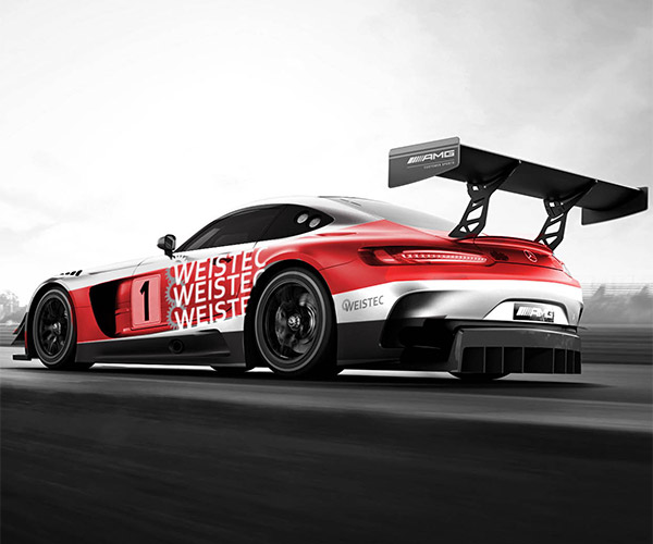 Weistec to Race AMG GT3s in Pirelli World Challenge Series