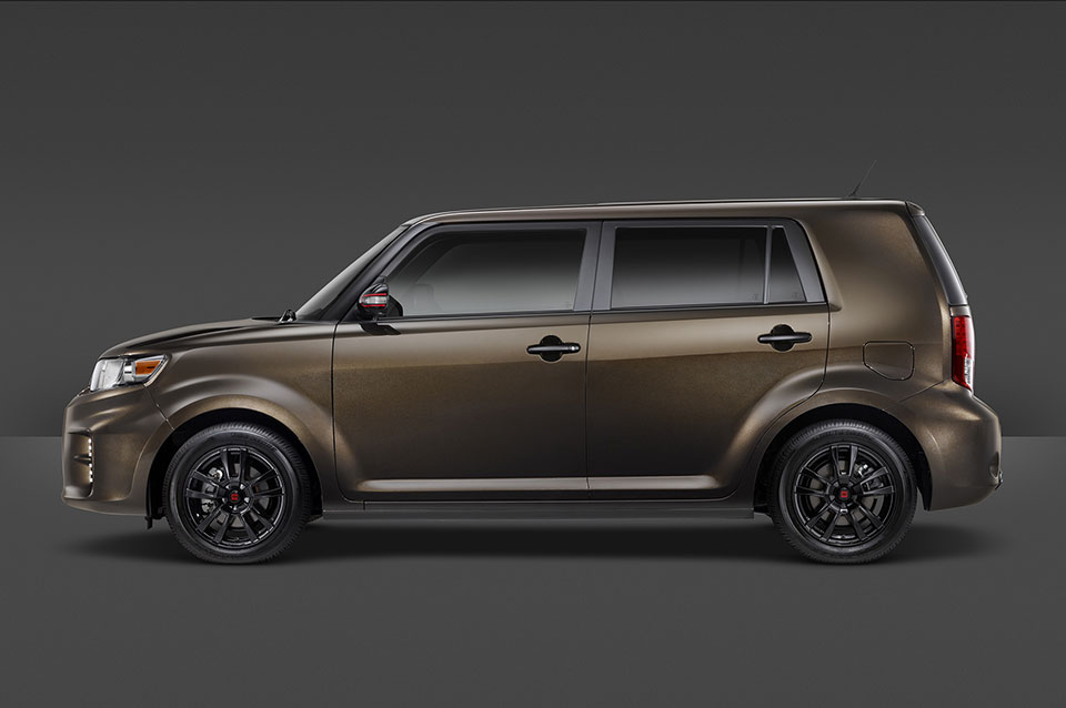 Scion Bids Farewell to the xB with the 686 Parklan Edition
