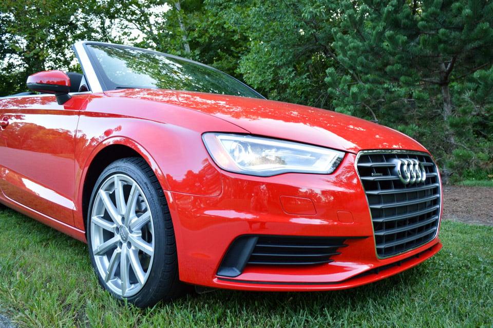 Review: 2015 Audi A3 Cabriolet