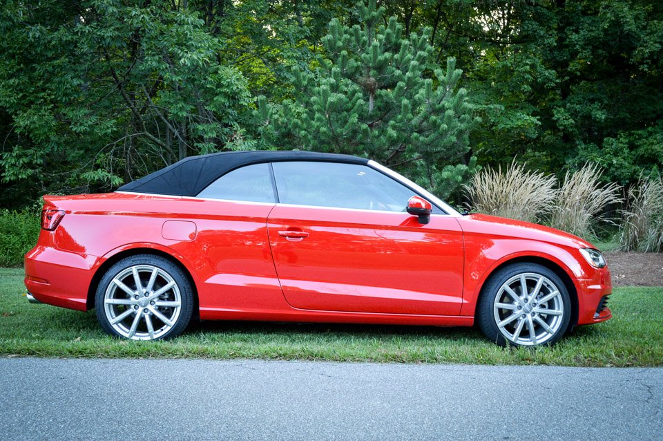 review 2015 audi a3 cabriolet 95 octane. Black Bedroom Furniture Sets. Home Design Ideas