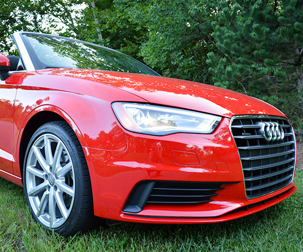 Review: 2015 Audi A3 Cabriolet