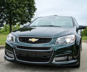 Review: 2015 Chevrolet SS