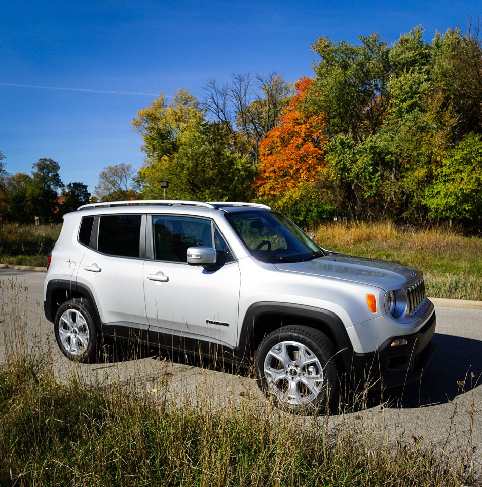 Review: 2015 Jeep Renegade Limited 4x4