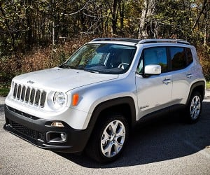 Review: 2015 Jeep Renegade Limited 4×4