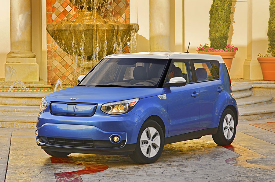 Kia Soul EV Now Available on the East Coast