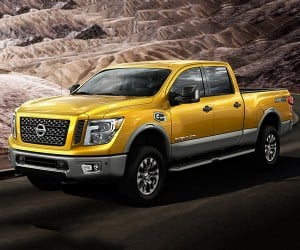 MotorTrend Tests Peg Diesel Titan XD at 20.8 MPG Highway