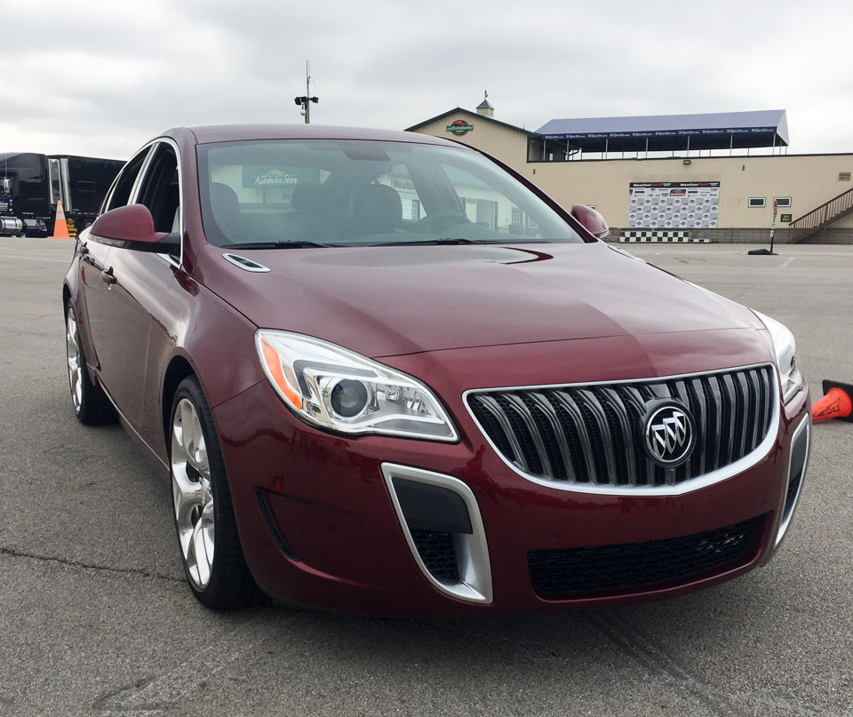 Buick Regal Gs For Sale: Track Day: 2016 Buick Regal GS
