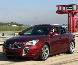 Track Day: 2016 Buick Regal GS