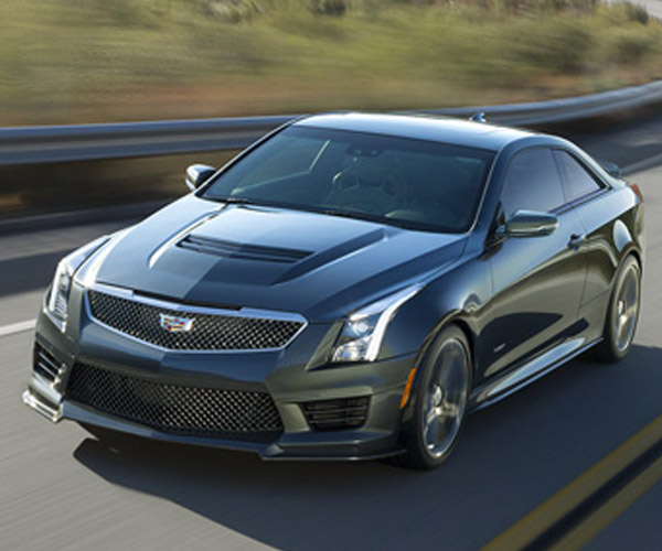 New 2016 Cadillac: Cadillac Upgrades Fuel Economy Tech For 2016 Models