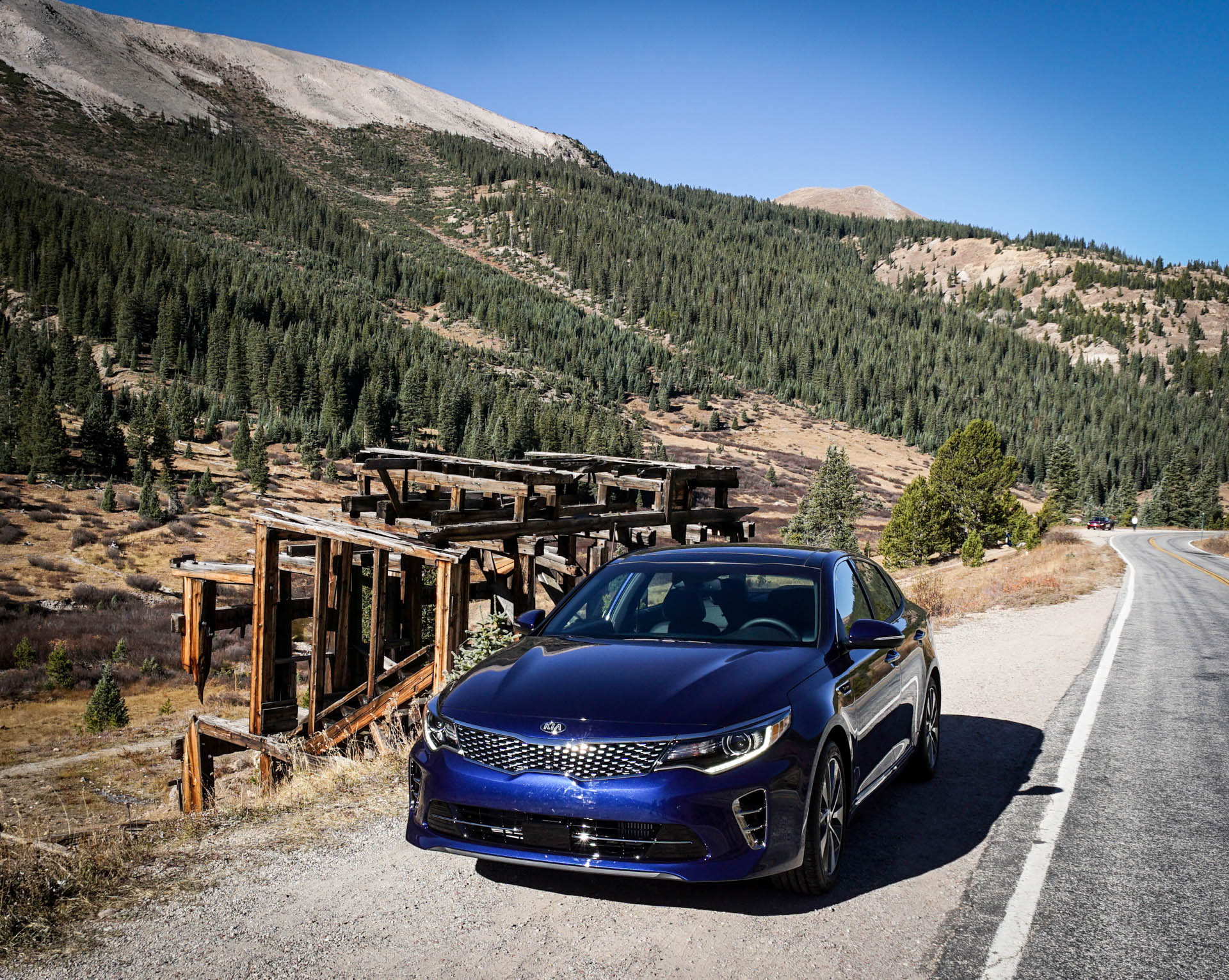 First Drive Review: 2016 Kia Optima SXL 2.0T